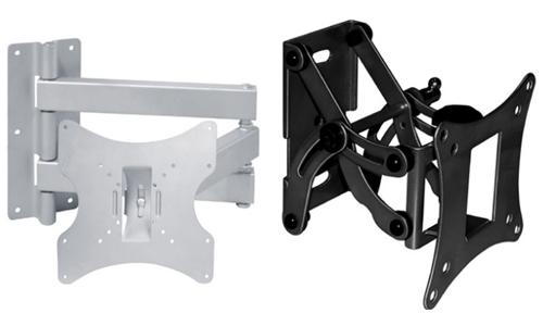 Soportes de brazo giratorio para tv lcd led en bogot - Soporte tv giratorio ...