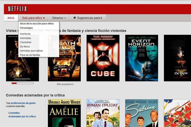Como configurar Netflix