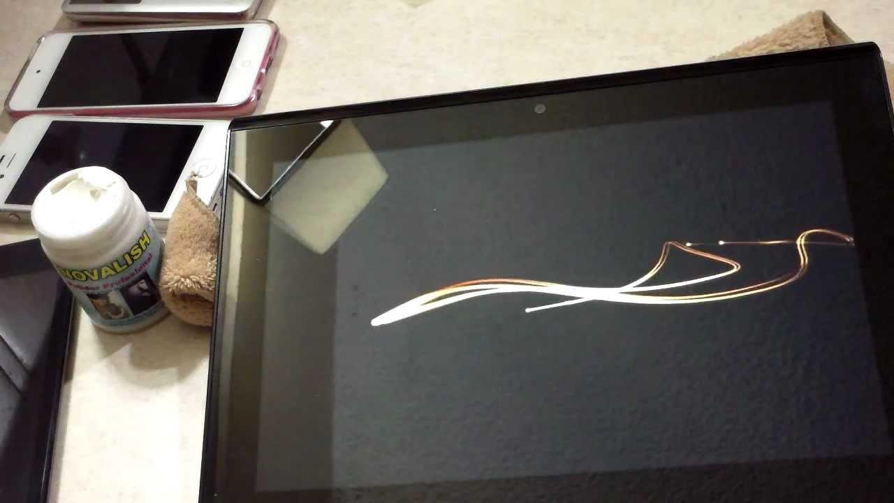 Elementos caseros para quitar el rayon de mi pantalla